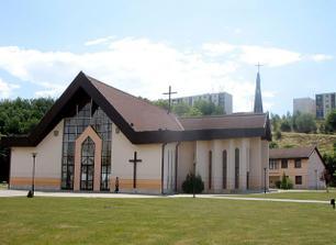 "V tomto nádhernom kostole vyslovíme to krásne slovíčko ""ÁNO"""