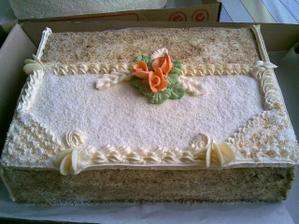 Ďalšia tortička...