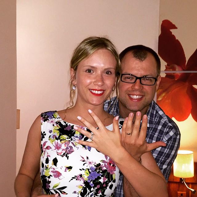A sme SVOJI! Mr. and Mrs. R <3 - Obrázok č. 1