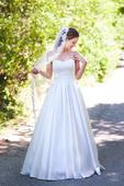 Svadobné šaty - v jednoduchosti je krása, 36