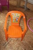 židlička medvídk Pů,
