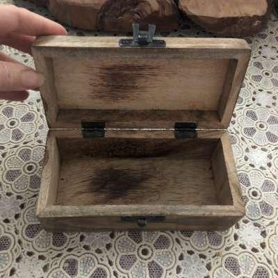 dřevěná šperkovnice - Obrázek č. 2