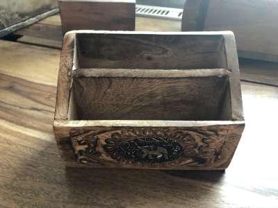 dřevěný organizér  - Obrázek č. 1