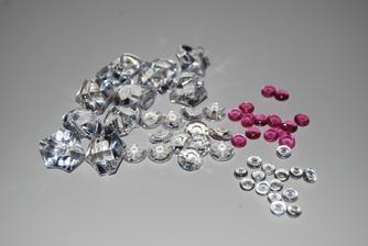 dekorační kamínky