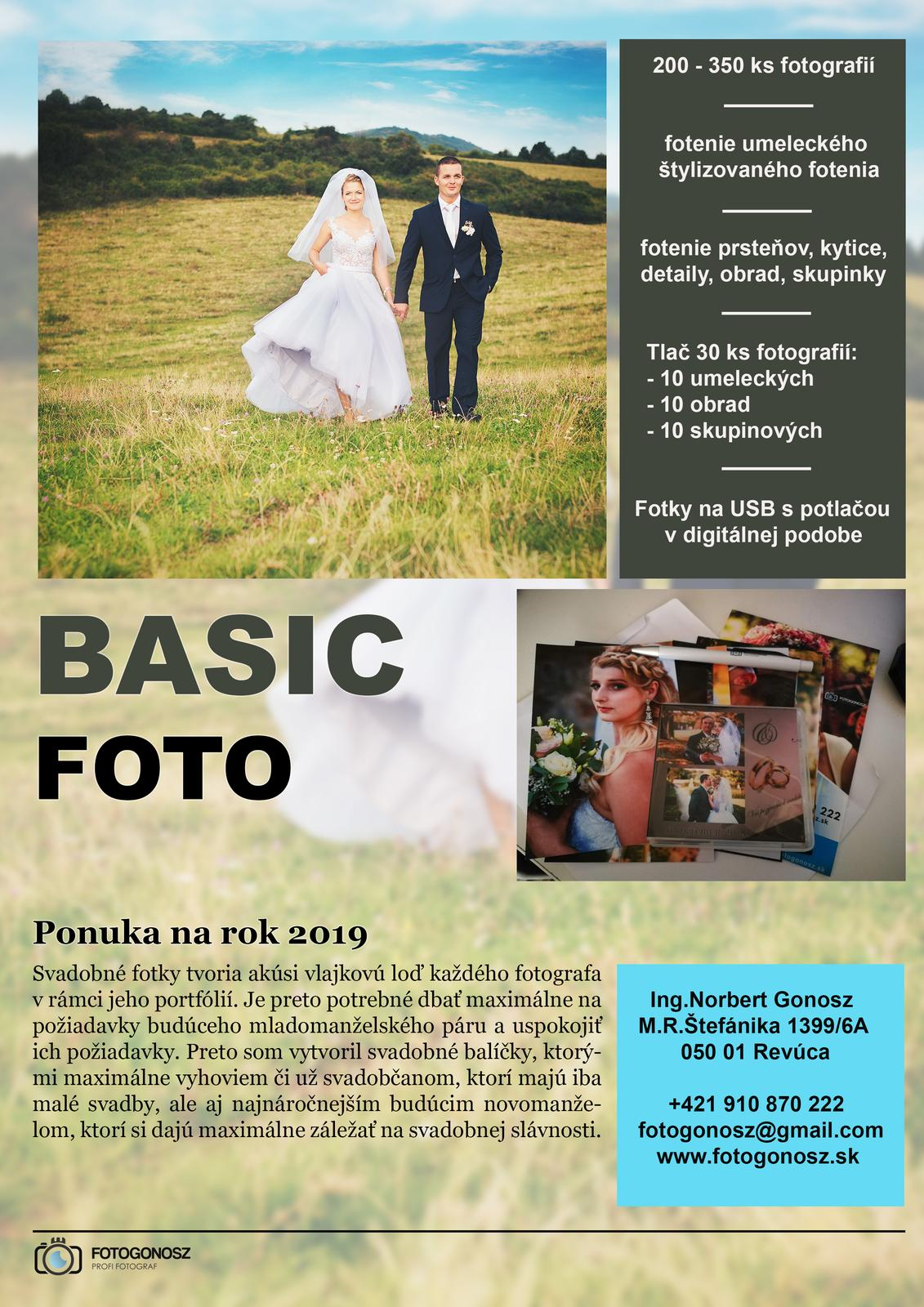 Svadobné balíky pre rok 2019 - Obrázok č. 1