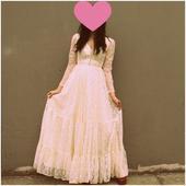 Vintage čipkované svadobné, 38