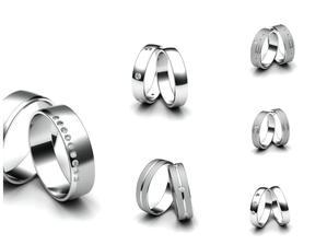 Snubní prsteny Aiola
