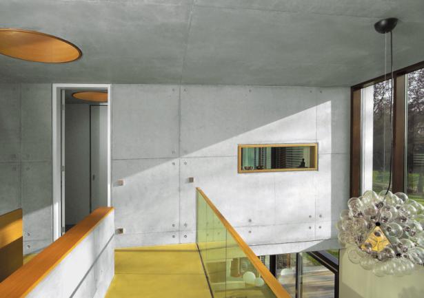 Pohledové betony dodají interiéru moderní vzhled - Obrázek č. 1