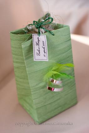 Erika{{_AND_}}Huseyin - darčeky pre hostí