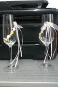 Svatební sklenice,