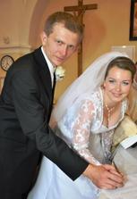 Manželia Rovňákoví