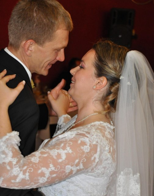 Stanka a Maťko - Prvý manželský tanec