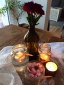 Sada svícnů/váz,
