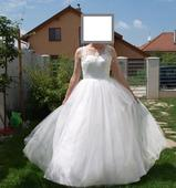 Nenosene svadobne saty, 40