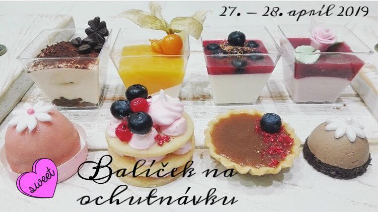 Ochutnávka Cake baru - Obrázok č. 1
