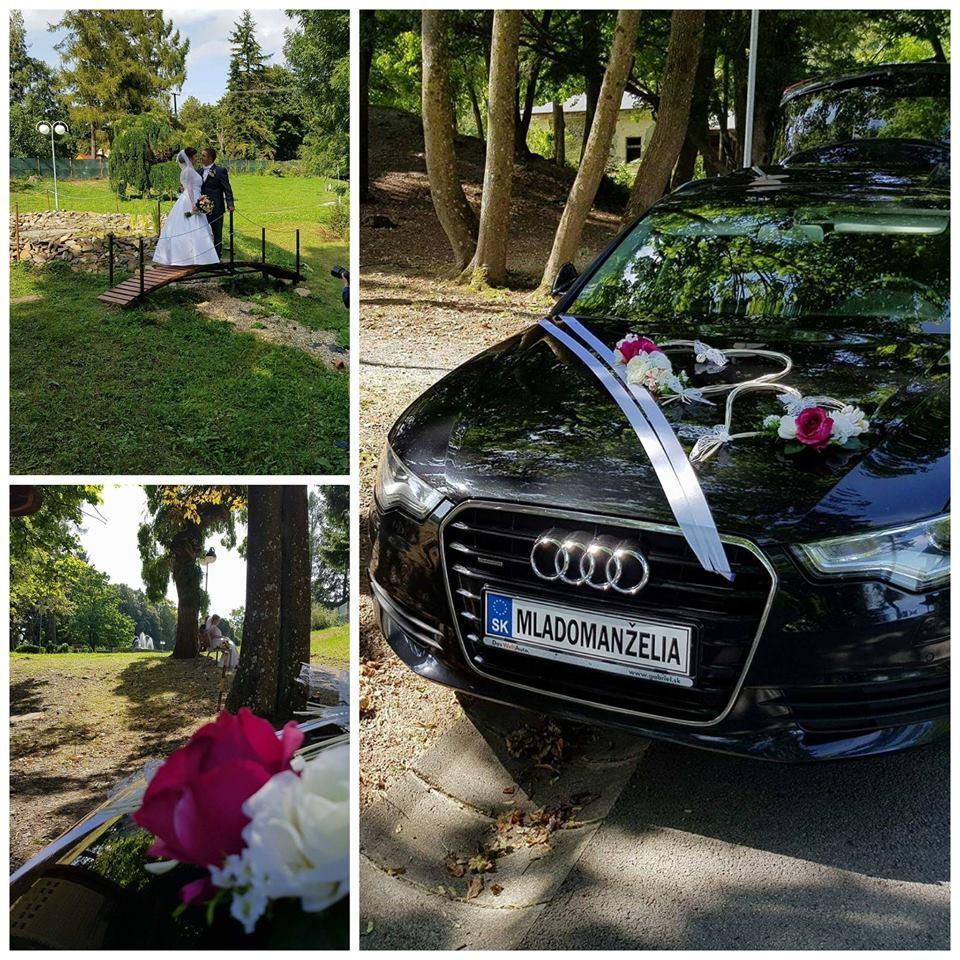 Prenájom svadobného auta  - Obrázok č. 3