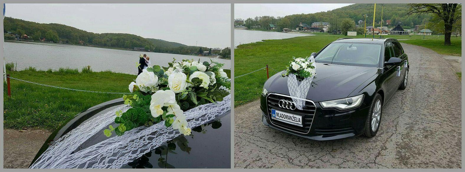 Prenájom svadobného auta  - Obrázok č. 2