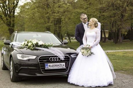 Prenájom svadobného auta  - Obrázok č. 1