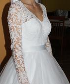 Svadobné šaty veľ. 36, 36