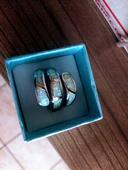 Masívny prsteň s opalom,