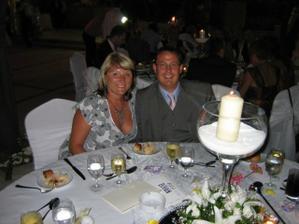 A my dva na teze svatbe