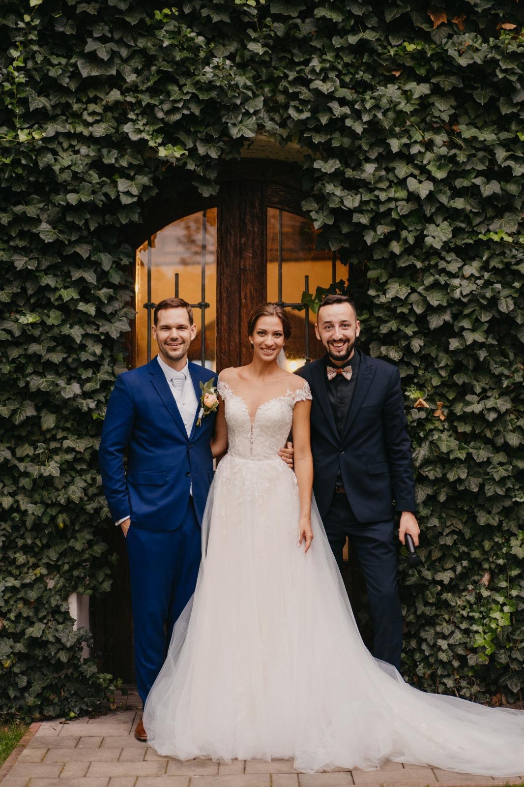 ROMČA & PEŤO, svadba Neco Estate Winery - Obrázok č. 1