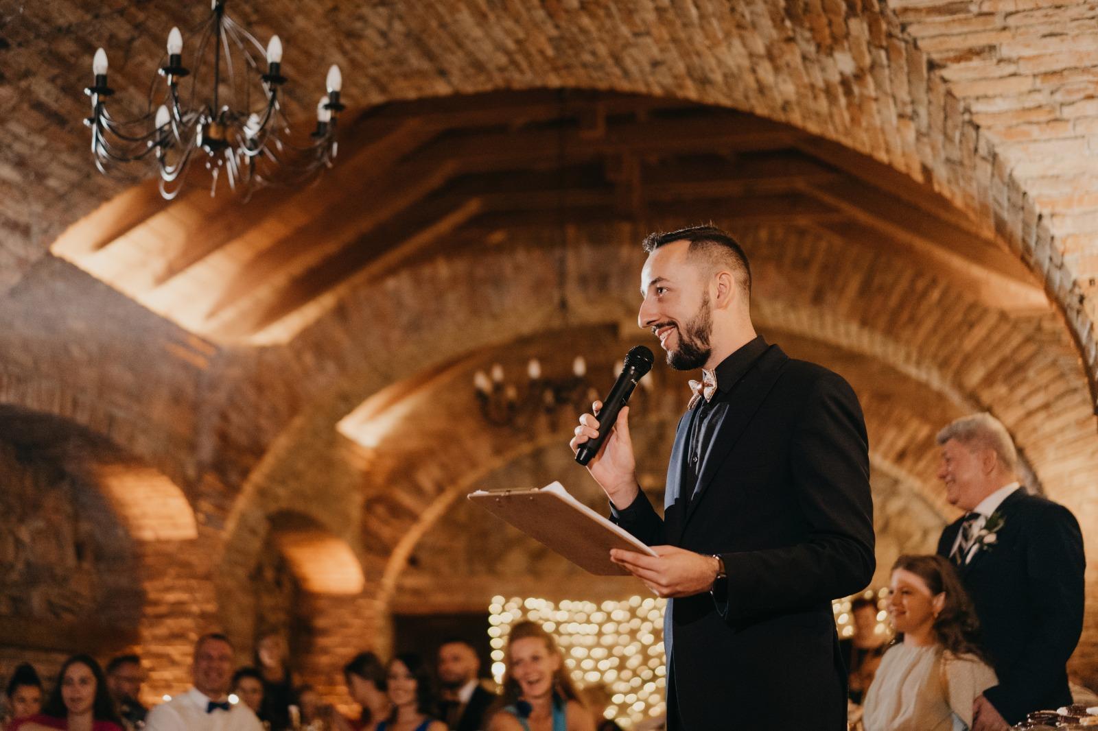 ROMČA & PEŤO, svadba Neco Estate Winery  www.djmike.sk - Obrázok č. 1