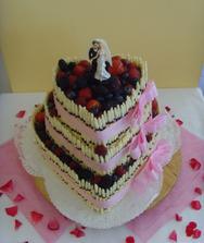 Nejkrasnejsi svatebni dort
