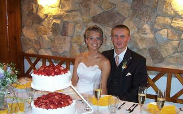 Dort jako svatební dar - úžasný a chutný