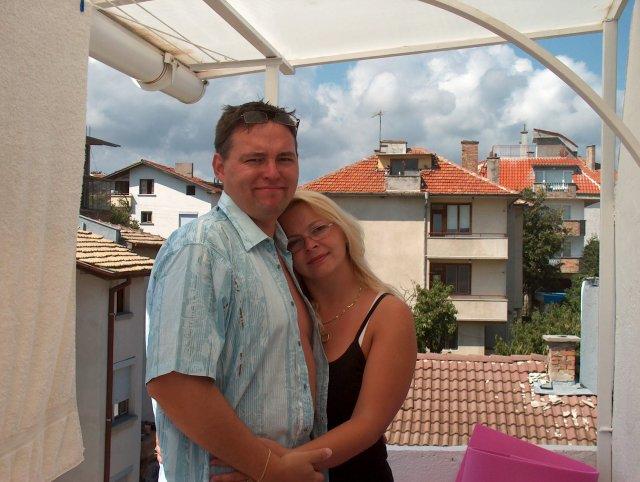Alžbeta a Stanislav - moja polovička