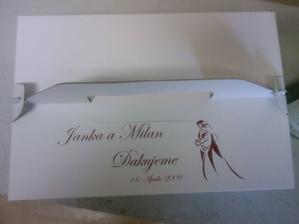 detail krabičky