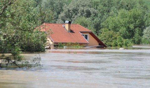 Povodňova pomoc 2013 - Fotografie skupiny