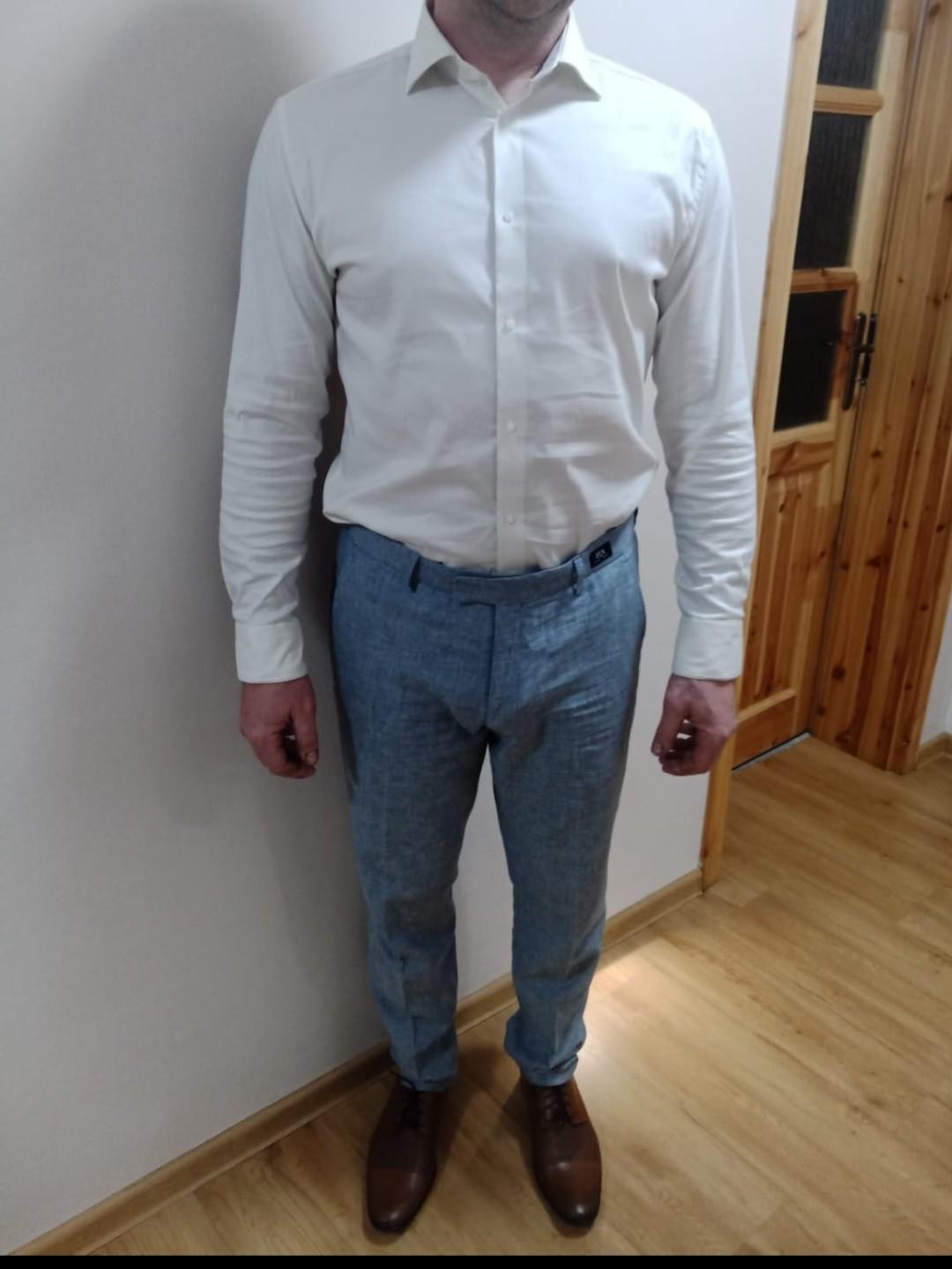 Pánská košile BANDI - slim - Obrázek č. 3
