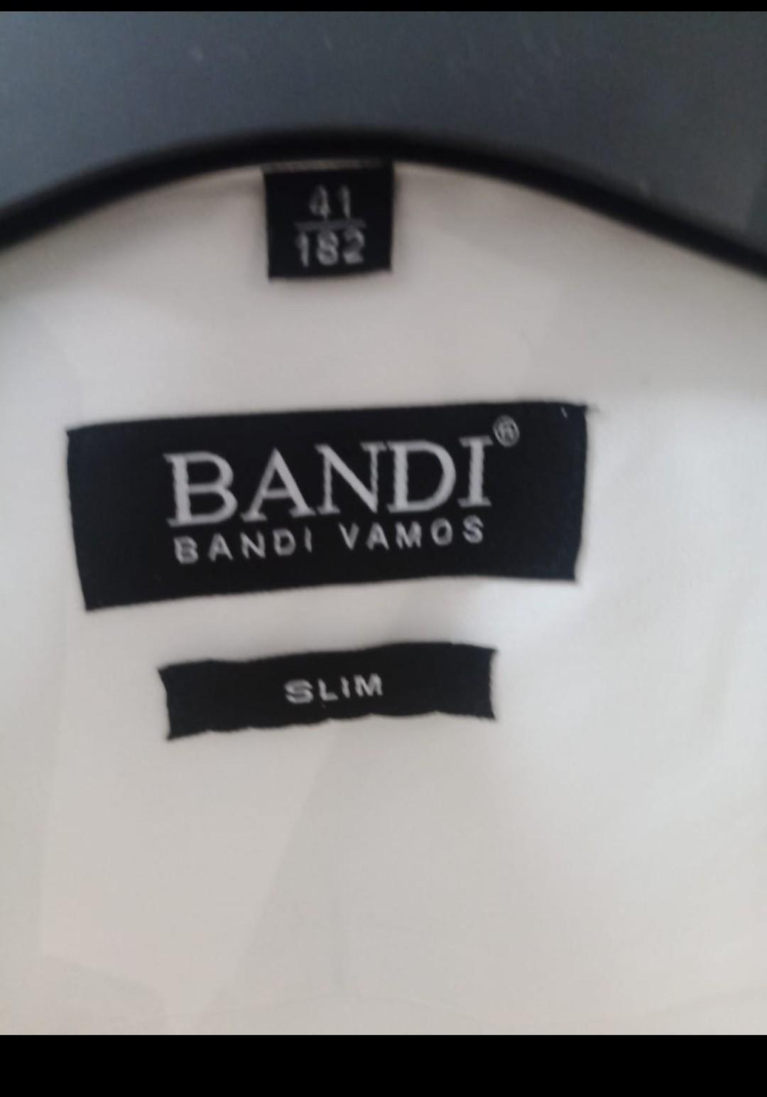 Pánská košile BANDI - slim - Obrázek č. 2
