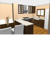 Kuchyně Ikea Liljestad místo keramického dřezu budu mít dřez černej granitovej a jinou baterii