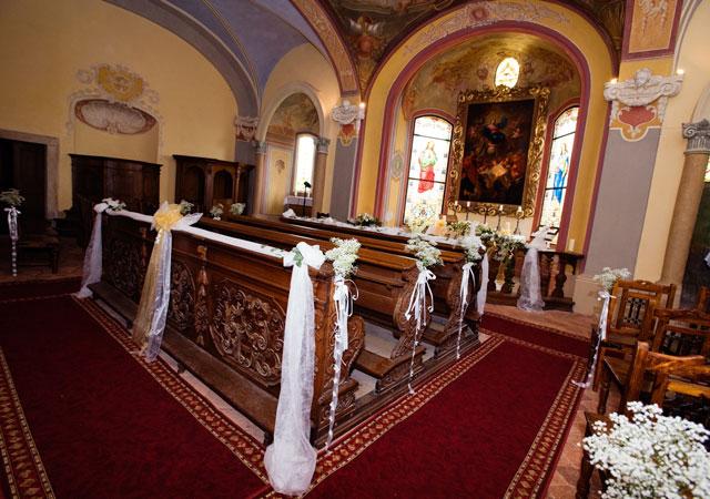 Místa pro svatbu - Zámek Zbiroh¨