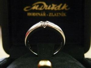 zasnubny prsten I.