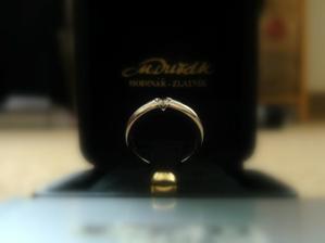 zasnubny prsten II.