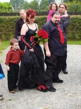 Krásné svatební střevíčky. :D