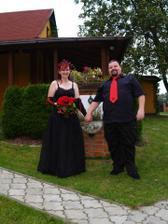 Už novomanželé. :D