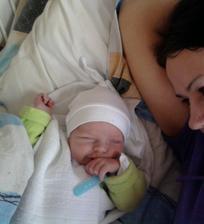 naša lásočka NICOLAS...nar.19.2.2010..
