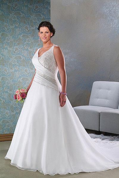 Plus size bride :o) - Obrázek č. 74
