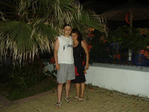 Loňská dovolená v Řecku kde mě požádal o ruku