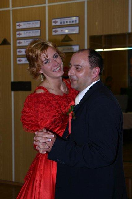 Slavomíra{{_AND_}}Miroslav - prvý manželský tanec