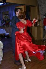 tancovalo sa, až šaty viali