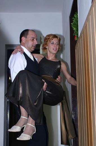 Slavomíra{{_AND_}}Miroslav - ale fučal po tých schodoch