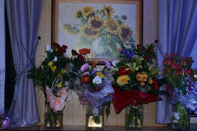 Slavomíra{{_AND_}}Miroslav - zátišie s kvetmi