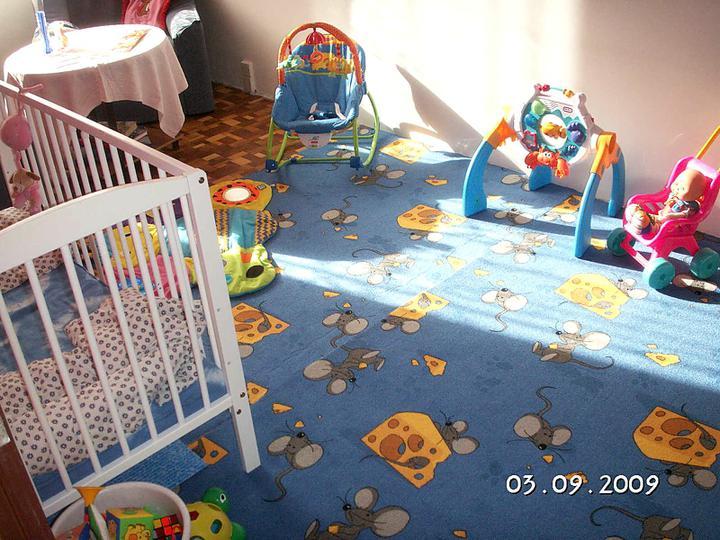Království mojí princezny aneb jak se postupně měnil dětský pokojík - Obrázek č. 2