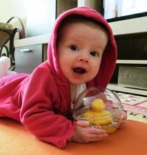 ... a 2.8.2012 se narodila naše krásná Ema