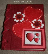 denicek, kam nam mohou svatebcane napsat nejaky vzkazek..trebas pro stesti,...